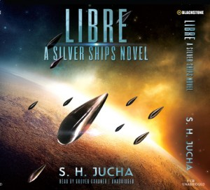 Libre Audiobook Cover