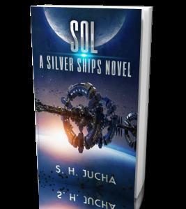 """Sol"" Book Cover"