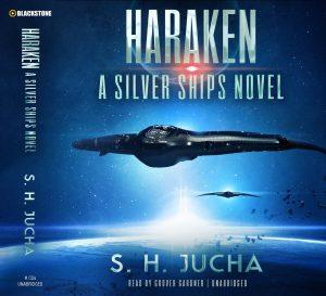 """""""Haraken"""" Audiobook"""