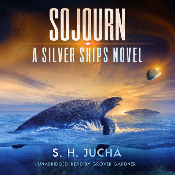 Sojourn Audiobook Cover