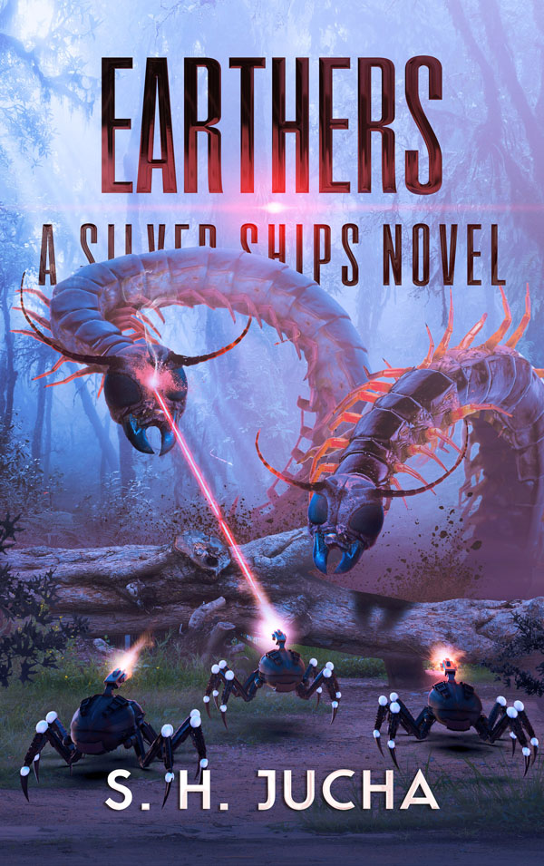Earthers, A Silver Ships Novel